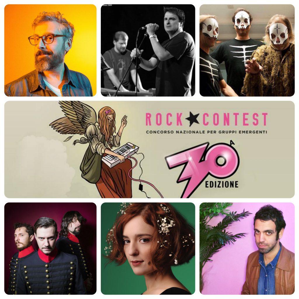 rock contest finale 2018