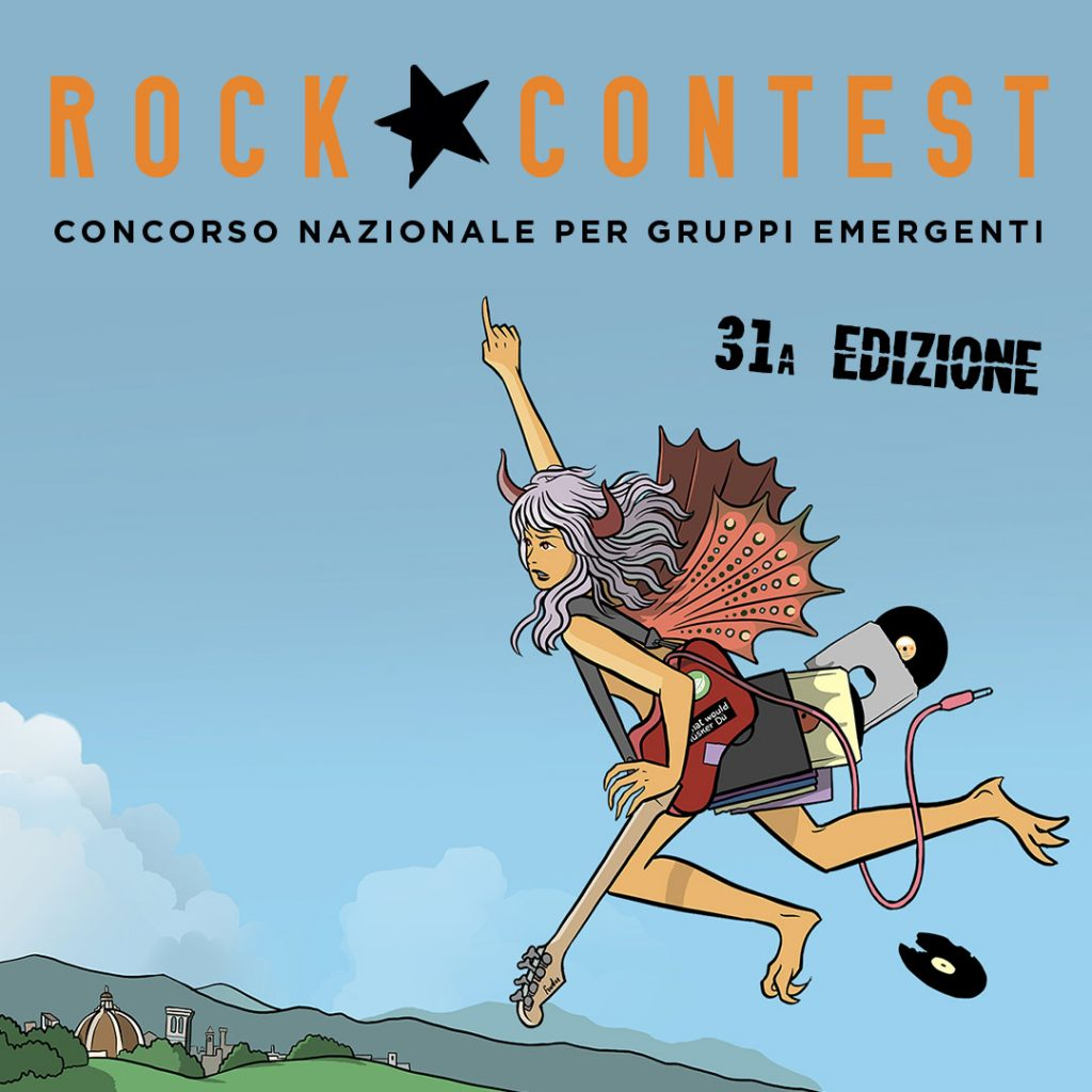 rock contest controradio